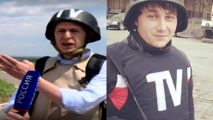 'No chance to survive': Rossiya TV journalists Kornelyuk and Voloshin killed in Ukraine shelling
