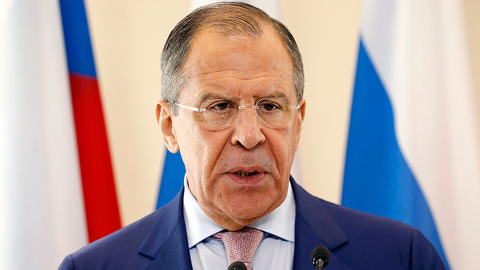Lavrov on reporter's death: Kiev's inhumane actions against journalists must stop