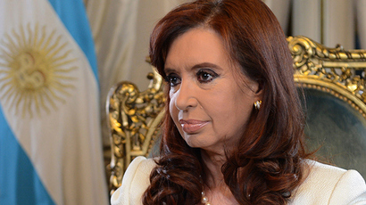 Argentina sounds alarm, says close to 'technical default'