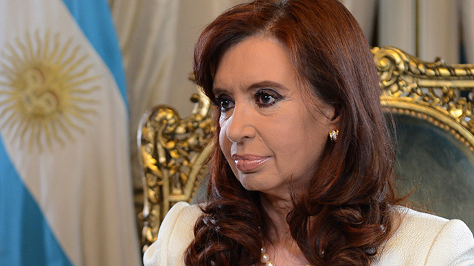 "Argentina faces debt default but won't ""submit to extortion"" by US vulture fund"