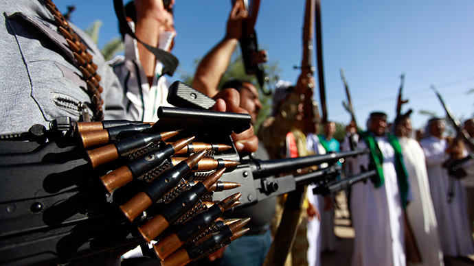 Baghdad slams Saudi Arabia for 'encouraging genocide' in Iraq