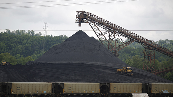 Big coal threatens small towns' survival
