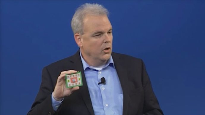 HP's CTO Martin Fink discusses the 'The Machine'