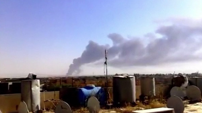 ISIS attacks Iraq's largest refinery in Baiji with mortars, gunfire