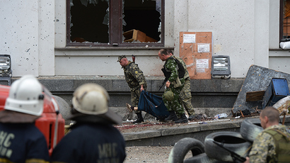 UN: 356 killed, incl 257 civilians, in E. Ukraine military campaign