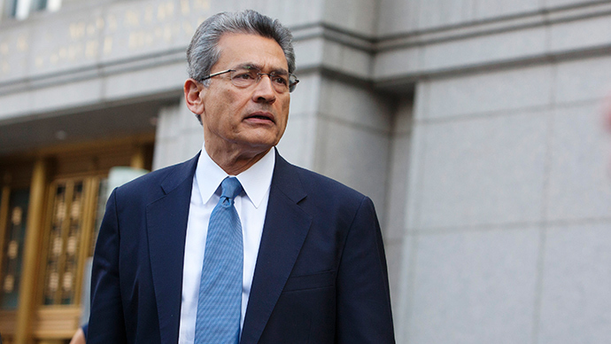 Former Goldman Sachs Group Inc board member Rajat Gupta (Reuters / Andrew Kelly)
