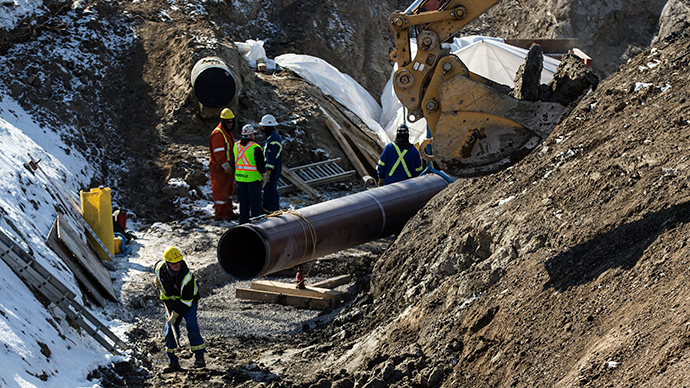Canada approves pipeline to Asia but faces enraged opponents