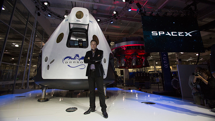 ​NASA, SpaceX adapting 3D-printing for space exploration
