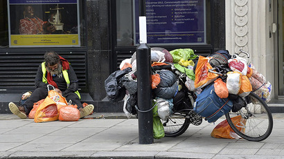 ​Lowest paid stuck in 'poverty trap' as UK govt mulls fresh £30bn austerity round