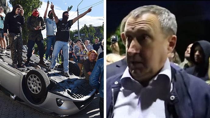 'Putin f**ker' Ukraine FM fired, may become ambassador