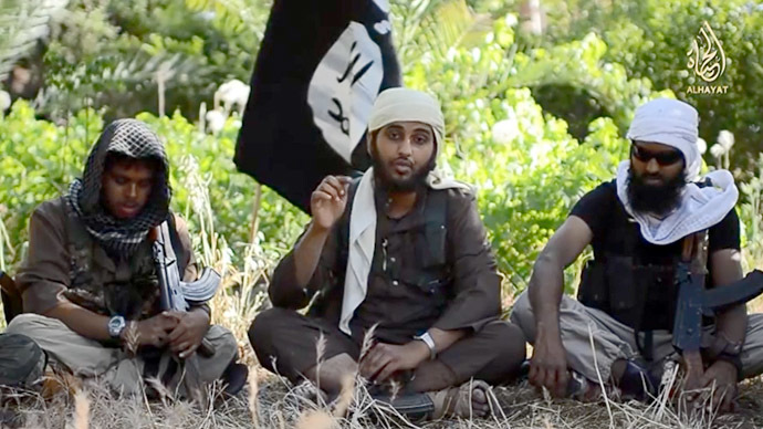UK, Aussie jihadists call to join ISIS militants in Iraq, Syria