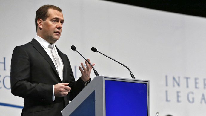 Russia brings WTO complaint over 'illegal' US sanctions - Medvedev