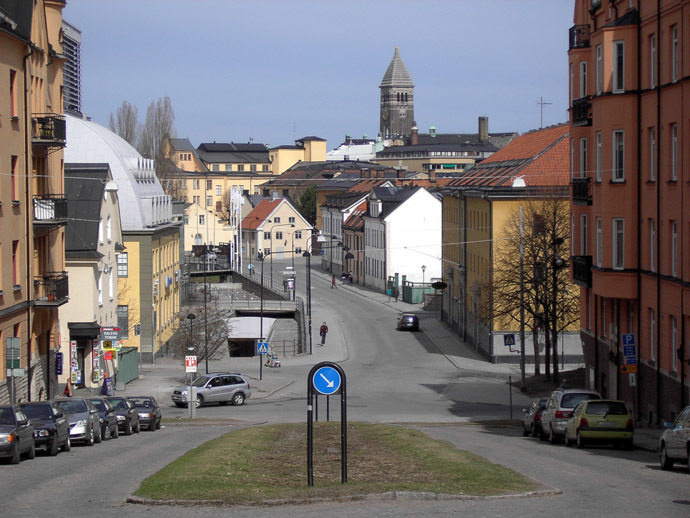 Norrköping, Sweden (Photo from wikipedia.org)