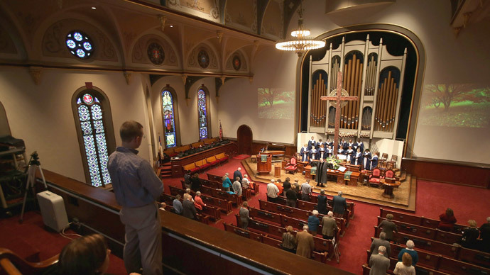 Presbyterian Church votes to divest in protest of Israeli policies