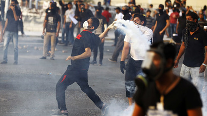 ​Bahrain charges Shia opposition leader over meeting with US diplomat