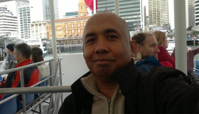 Zaharie Shah (Image from malaysianreview.com)