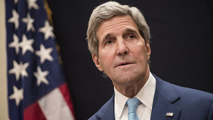 Kerry: US 'not responsible' for crisis in Iraq, Libya