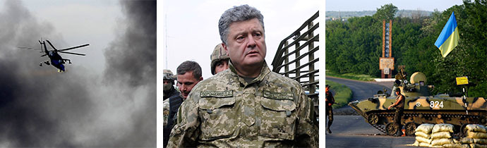 READ MORE: POROSHENKO WARNS OF 'DETAILED PLAN B' IF UKRAINE CEASEFIRE FAILS
