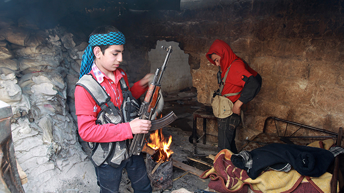 Reuters / Jalal Al-Mamo