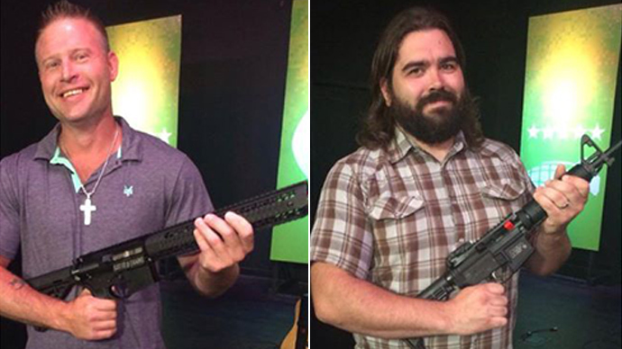 Praise the Lord & 'double tap a zombie': Missouri pastor gives away AR-15s for Father's Day