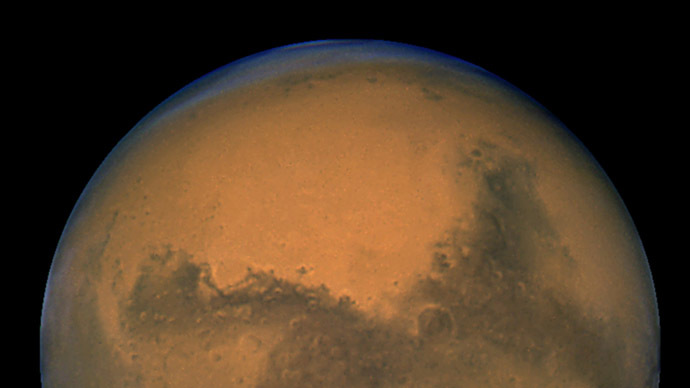 NASA plans to colonize Mars