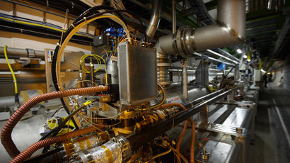Large Hadron Collider at CERN fired up after 2-year break