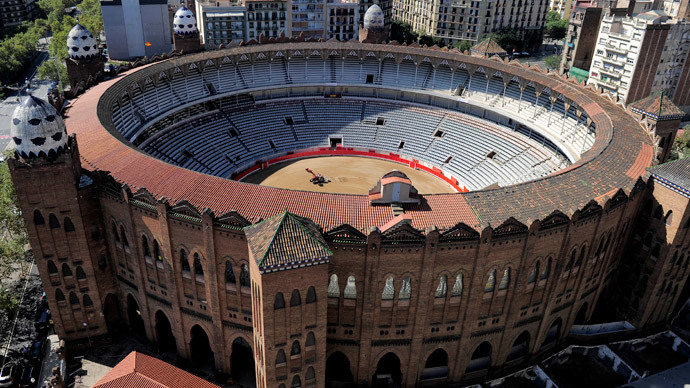 ​Famous Barcelona bullring may be converted into Europe's biggest mosque