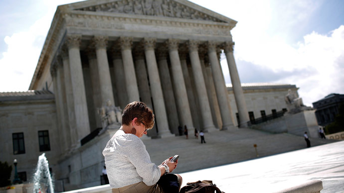 'Get a warrant' - Supreme Court rules against cell phone searches in 'big win for digital privacy'