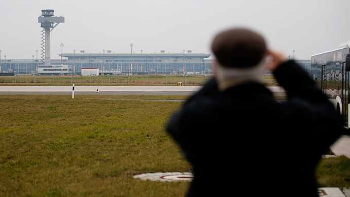 Berlin airport hired fake engineer to design fire system