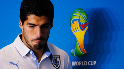 'Old sons of b****es': Uruguayan president lashes out at FIFA over Suarez ban