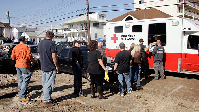 Red Cross says how it used Hurricane Sandy funds is 'trade secret'