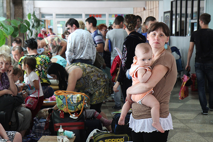 Ukraine While Organized Women 43