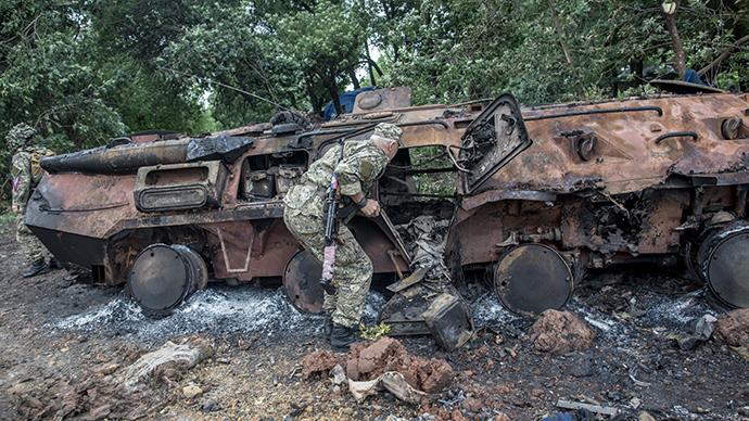 'Over 20 killed' in bloody Slavyansk battle despite ceasefire