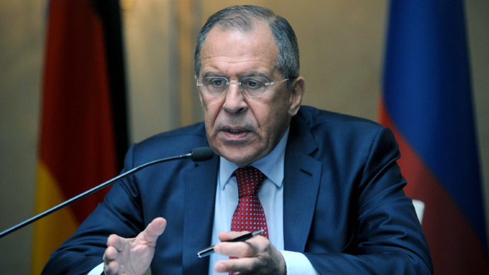 Washington pushing Ukraine to conflict – Lavrov
