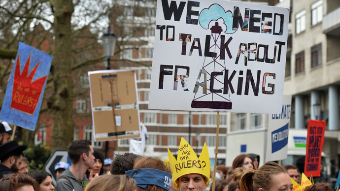 Allow fracking in national parks, says UK Environment Agency chief