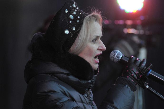 Irina Farion (RIA Novosti/Pavel Palamarchuk)