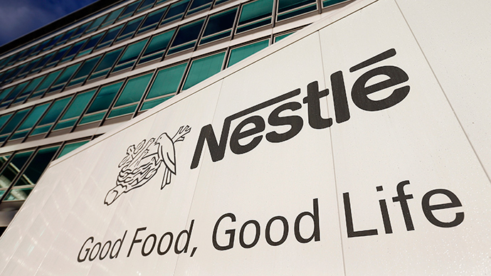 ​Nestle introduces 'living wage', first among big companies in UK