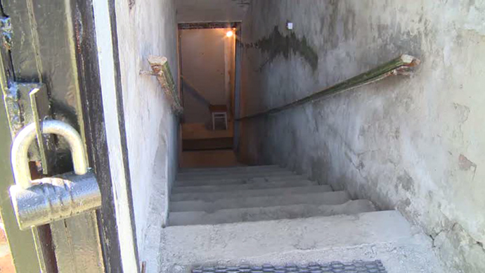 Soviet-era bunkers help Lugansk residents hide from Kiev troop shelling