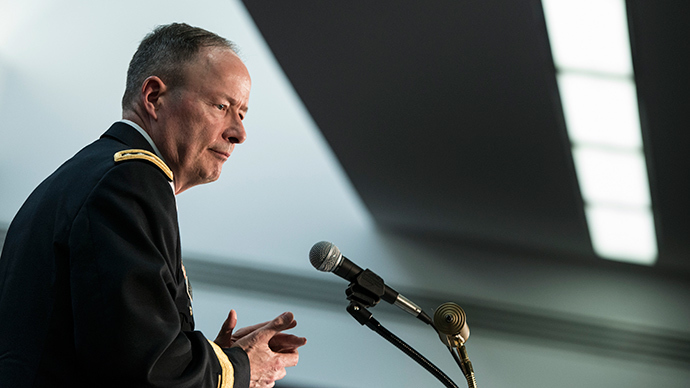 General Keith B. Alexander, head of the National Security Agency (AFP Photo / Brendan Smialowsky)