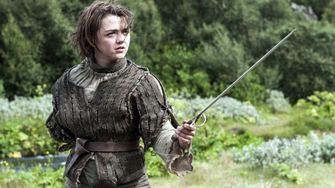 Arya, Theon, not Joffrey: Sweden latest country swept up in Game of Thrones baby name craze