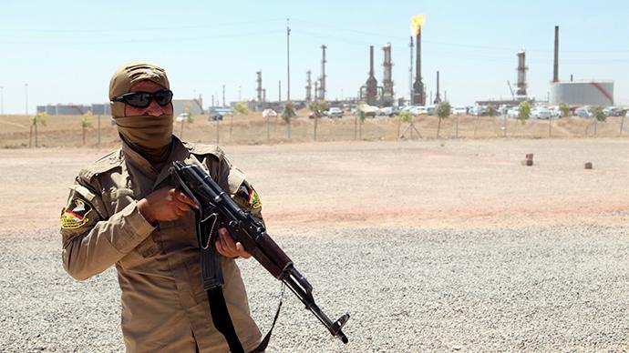 One million barrels of Iraqi oil 'stranded' off coast of Texas