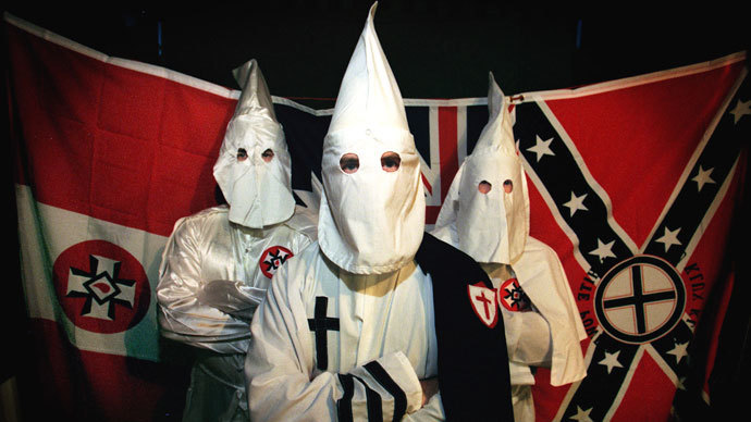 KKK rebrand: Blacks, Hispanics, gays & Jews now welcomed by Ku Klux Klan