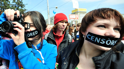 Legislative restrictions on popular bloggers come into force in Russia