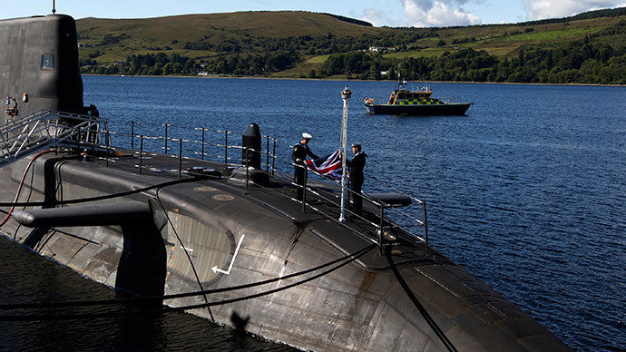 UK's nuclear deterrent fully depends on US, cross-party commission finds