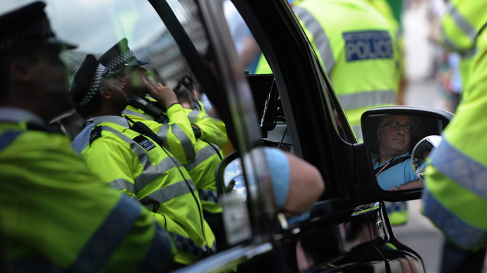 9 times more 'stop & searches' by Scottish cops than NYPD – report