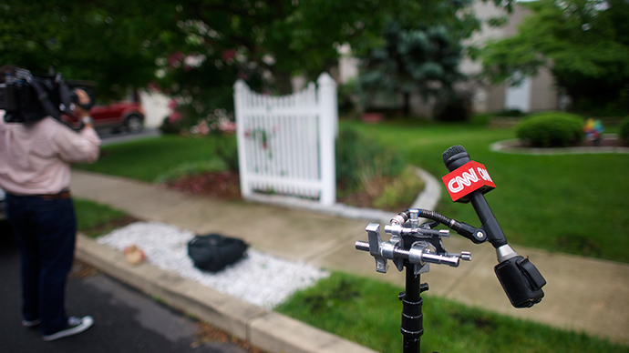 CNN provokes angry 'Twitter storm' after asking whether journalist should be deported