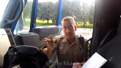 NJ cop resigns after saying on camera that Obama decimated the Constitution