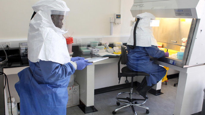 UK faces possible Ebola outbreak, Hammond warns
