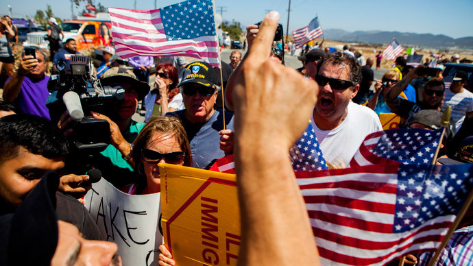 Armed militias planning to take over US border to thwart illegal immigrants