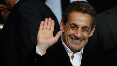Sarkozy announces return to French political sphere